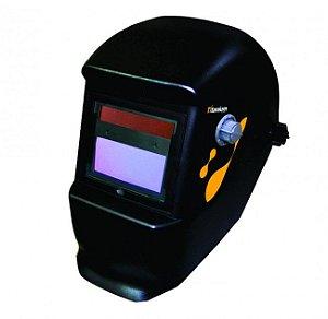Máscara Solda Com Escurecimento Automático 9 à 13 - Titanium