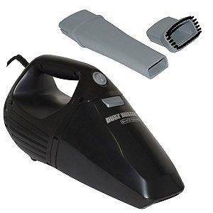 Aspirador De Pó e Soprador Portátil 750W VH800 220V - Black + Decker