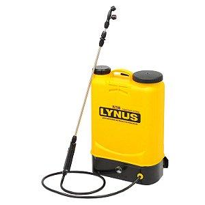 Pulverizador Costal Agrícola Alta Pressão 16 Litros à Bateria 12V - Lynus
