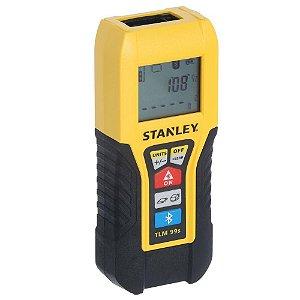 Medidor De Distância Trena A Laser 30 Metros Com Bluetooth Tlm99s Stanley