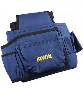 Cinto em Lona com 5 Bolsos para Ferramentas IW14098 - Irwin
