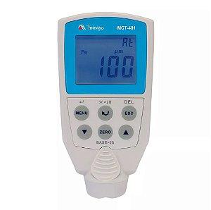 Medidor de Espessura de Camada MCT-401 - Minipa