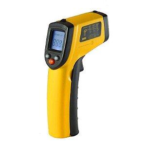 Termômetro Infravermelho -50º + 330º:0.1 - Ipiranga