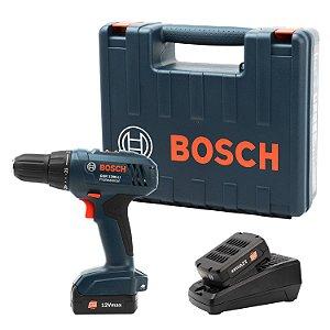 Furadeira Parafusadeira 3/8 GSR 1200 Li 12V Bivolt - Bosch