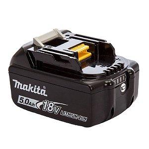 Bateria 18V Lítio BL1850B 5.0AH - Makita