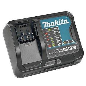 Carregador de Bateria 12V DC10SB Bivolt - Makita