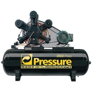 Compressor 60 pés 425 Litros 15hp ON60425WTA -  Pressure