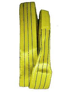 Cinta Sling 3 Ton x 3 Metros Amarelo - Astro