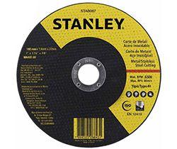 Disco para Inox 7 x 1,6mm x 7/8 - Stanley