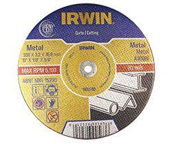 Disco para Ferro 12 x 5/8 1863765 - Irwin