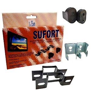 """Suporte para TV LCD/LED Universal de 10"""" a 70"""" UNI-10 - Sufort"""