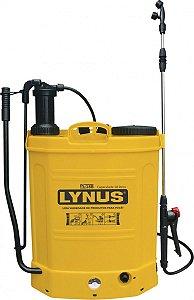 Pulverizador Agrícola de Alta Pressão à Bateria 12V 18 Litros - Lynus
