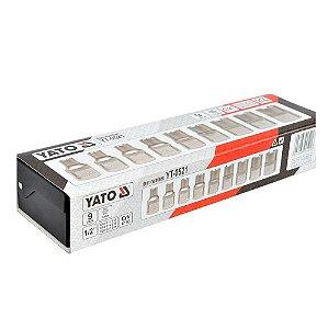 Jogo Chave Torx Soquete 9 peças YT-0521 YATO