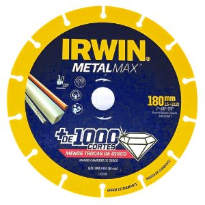 Disco De Corte Diamantado Metalmax 7 X 7/8 -  Irwin