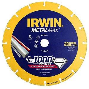 Disco De Corte Diamantado Metalmax 9 X 7/8 - Irwin