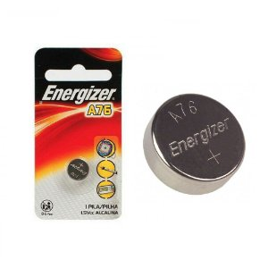 Bateria Alcalina 1.5v A76 150mah - Energizer