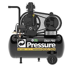 Compressor Onix Pro 7.6 28 L 1HP ONP7628IM Pressure