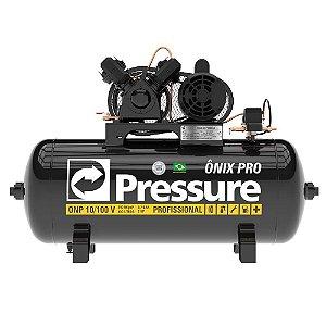 Compressor de Ar Onix Pro 10 Pés 100 Litros 2HP ONP10100VM Pressure