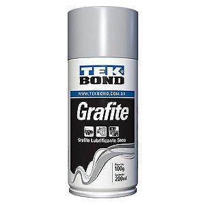 Grafite Spray 200ml - Tekbond