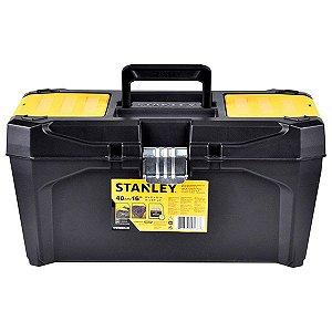 Caixa Organizadora Plástica Empilhável 40 cm - STST80345-40 - Stanley