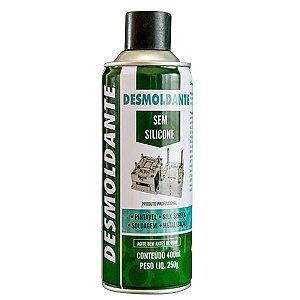Desmoldante Spray 400ml sem Silicone - Implastec