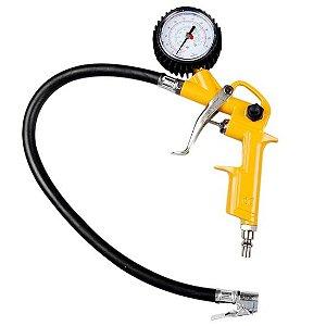 Bico Inflador Calibrador de Pressão de 220 Libras Chiaperini