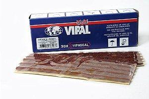 Refil para conserto de Pneu sem Câmara de Caminhão (Caixa com 30) - Vipal