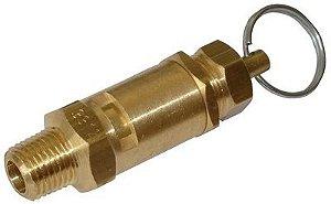 Válvula de Segurança para Compressor de 135lb - Lubefer