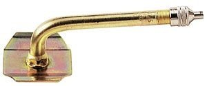 Válvula para Pneu Jumbo Curva 3974-J1175