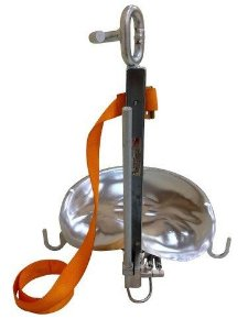 Cadeira Suspensa Anatômica De Aço Para Descida 120kg