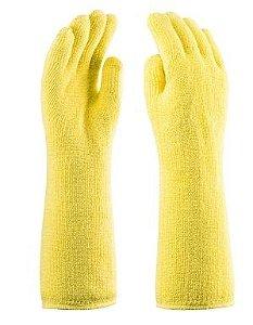 Luva para Calorias Kevlar 9040 Resistente até 250°c  30cm- Yeling