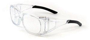 Óculos STP Militar Spot Incolor - Vicsa
