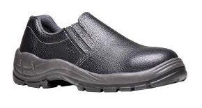 Sapato de Segurança com Elástico - Bracol