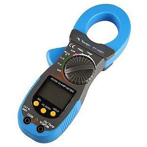 Alicate Amperímetro Digital ET-3367 - Minipa