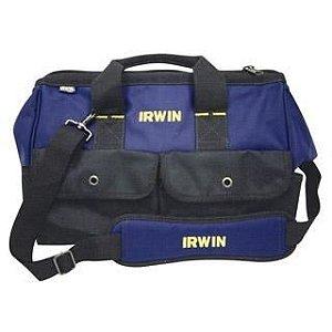 """Bolsa de Lona para Ferramentas de 16"""" Contractor - Irwin"""