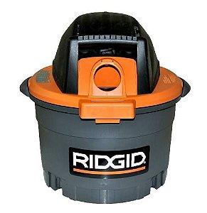 Aspirador De Pó E Líquidos Profissional WD-0656 127V - Ridgid
