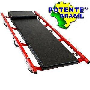 Carrinho Esteira para Mecânico - Potente Brasil