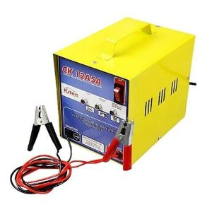 Carregador de Bateria 5A CK12A5A Bivolt - Kitec