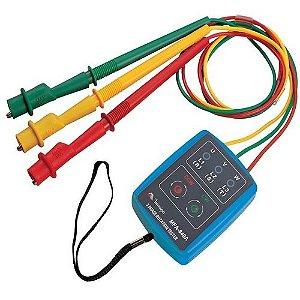 Indicador de Sequência de Fase (Fasímetro) MFA-840A - Minipa