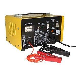 Carregador Bateria Automotivo 12V 25-90AH CBV950 127V - Vonder