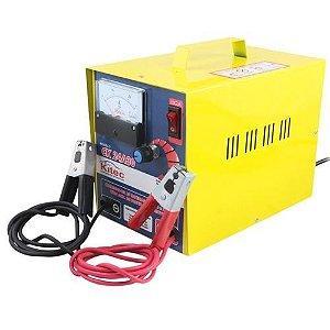 Carregador de Bateria 30A CK24A30 Bivolt - Kitec