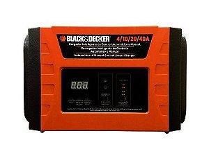 Carregador de Bateria 40A BC-40 127V - Black & Decker