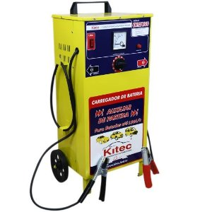 Carregador de Bateria 100A CK12A100 Bivolt - Kitec
