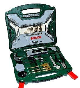 Kit de Brocas e Ferramentas com 103 peças Titanium - Bosch