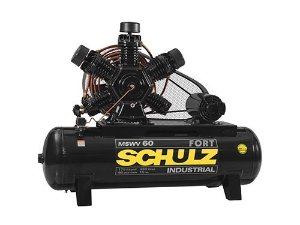 Compressor de 60 Pés 425 Litros Com Motor 15 HP Fort - Schulz