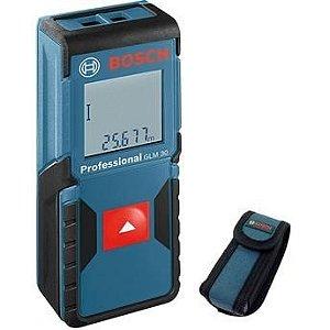 Medidor de Distância à Laser de 30 metros GLM30 - Bosch