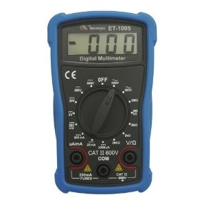 Multímetro Digital Holster Protetor ET-1005 - Minipa