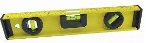 "Nível Base Magnética de 30cm / 12"" - Gold News"