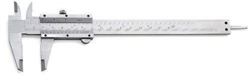 Paquímetro de Aço 200mm - Marberg