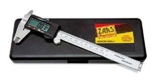 Paquímetro Digital em Aço de 150mm - Zaas Precision